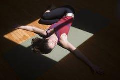 joga stanowi Obraz Royalty Free