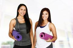 Joga trening Fotografia Stock