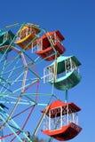Jogador da roda de Ferris dos miúdos do divertimento Imagem de Stock Royalty Free