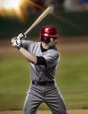 Jogador de beisebol Foto de Stock Royalty Free