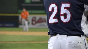 Jogador de beisebol, atletas, equipe, esportes vídeos de arquivo