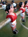 Jogador de futebol 1 Fotos de Stock