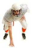 Jogador de futebol Fotografia de Stock Royalty Free