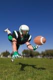 Jogador de futebol americano Foto de Stock Royalty Free