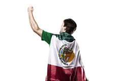 Jogador de futebol mexicano foto de stock royalty free