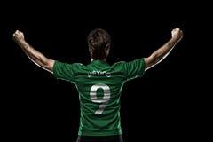 Jogador de futebol mexicano fotos de stock royalty free