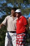 Jogador de golfe profissional de John Daly Fotos de Stock