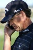 Jogador de golfe profissional de Lee Janzen Imagens de Stock