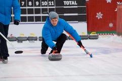 Jogador de ondulação Kirill Savenkov Foto de Stock
