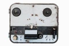 Jogador de registro do vintage Imagens de Stock