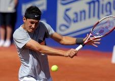 Jogador de ténis australiano Bernard Tomic Foto de Stock