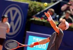 Jogador de ténis britânico Andy Murray Fotos de Stock Royalty Free