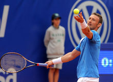 Jogador de ténis espanhol Juan Carlos Ferrero Foto de Stock