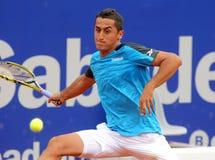 Jogador de ténis espanhol Nicolas Almagro Imagens de Stock Royalty Free