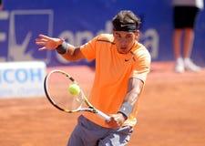 Jogador de ténis espanhol Rafael Nadal Imagem de Stock