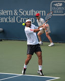 Jogador de ténis Fernando Gonzales Imagem de Stock Royalty Free