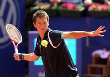 Jogador de ténis ucraniano Sergiy Stakhovsky Fotos de Stock