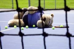 Jogador de ténis Imagem de Stock Royalty Free