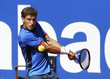 Jogador de tênis espanhol Pablo Carreno Busta Foto de Stock Royalty Free