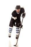 Jogador do hóquei do gelo fotos de stock royalty free