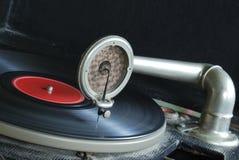Jogador gravado de 78 RPM fotos de stock