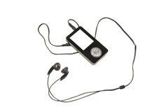 Jogador MP3 fotos de stock