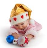 Jogando a criança Foto de Stock Royalty Free