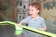 Jogando a criança Imagem de Stock Royalty Free