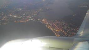 Jogando a noite Istambul Imagem de Stock Royalty Free