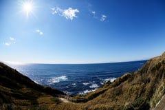 Jogashima coas Stock Images