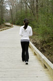 jogger zdjęcia stock