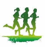 jogger stock illustratie