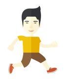Jogger Royalty Free Stock Image