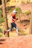 jogger dwa zdjęcie stock