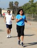 joggers Стоковое Изображение RF