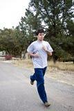 jogging άτομο Στοκ εικόνες με δικαίωμα ελεύθερης χρήσης