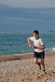 jogging έφηβος στοκ εικόνα με δικαίωμα ελεύθερης χρήσης
