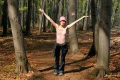 jogging πάρκο στοκ εικόνες