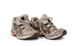 jogging παπούτσια στοκ φωτογραφία με δικαίωμα ελεύθερης χρήσης