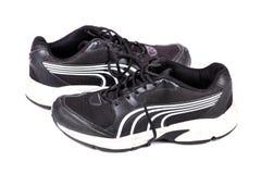 jogging παπούτσια Στοκ Εικόνα