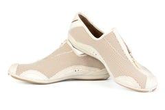 jogging ботинки пар Стоковая Фотография
