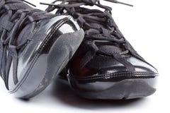 jogging ботинки пар Стоковая Фотография RF