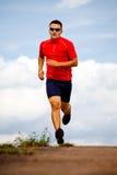 Jogging человек 2 Стоковая Фотография RF