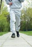 jogging Стоковое Изображение