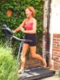 jogging стоковые изображения rf