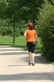 Jogging στοκ εικόνες με δικαίωμα ελεύθερης χρήσης