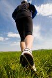Jogging 3 Royalty Free Stock Image