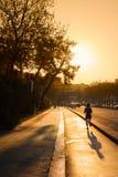 Jogging Stock Foto