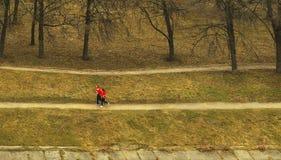 Jogging Fotografia Stock