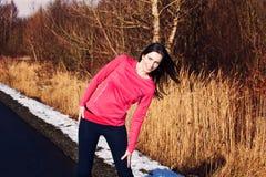 Jogging Στοκ εικόνα με δικαίωμα ελεύθερης χρήσης